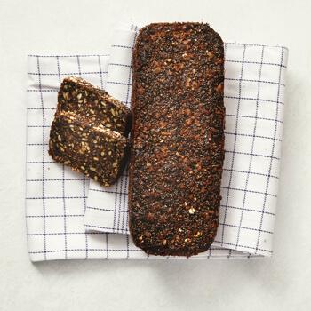Homemade ryebread